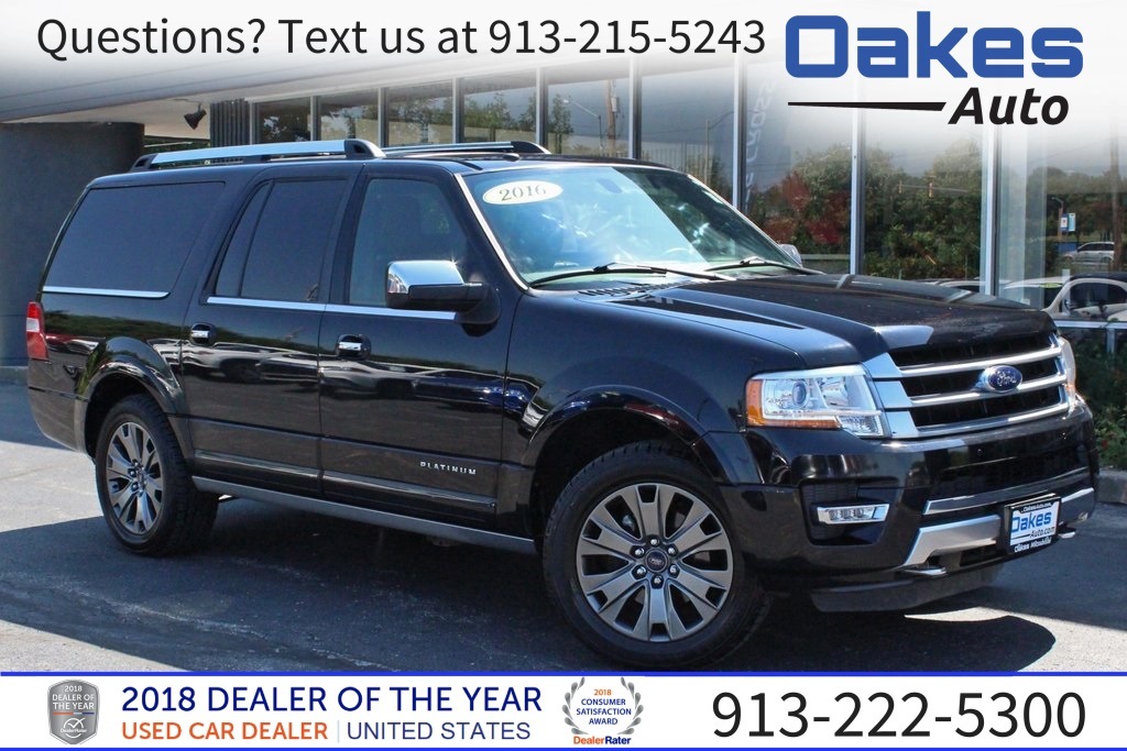 2016 Ford Expedition El >> Pre Owned 2016 Ford Expedition El Platinum With Navigation 4wd