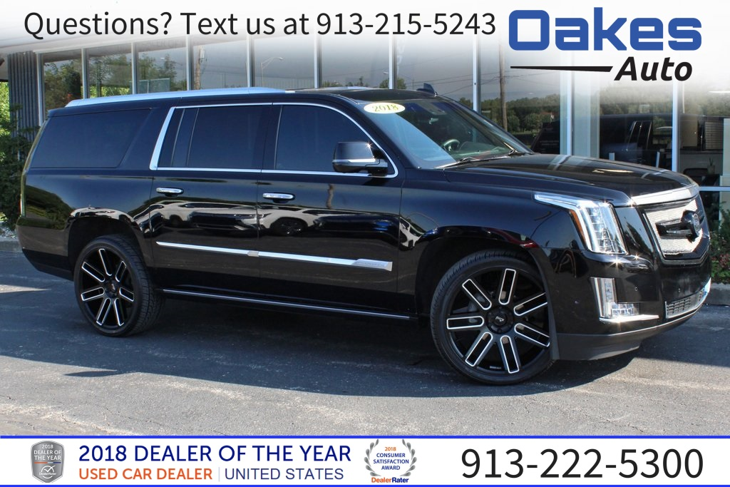 Pleasing Pre Owned 2018 Cadillac Escalade Esv Platinum Edition With Navigation 4Wd Dailytribune Chair Design For Home Dailytribuneorg