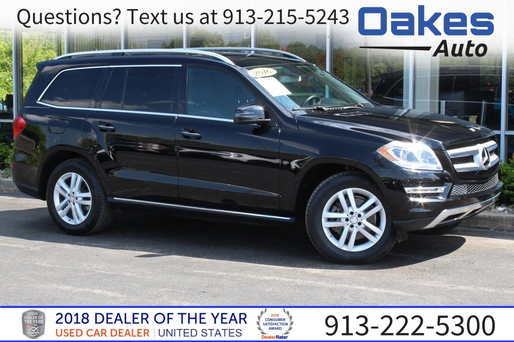 Pre Owned 2016 Mercedes Benz Gl Class Gl 450 4matic 4d Sport Utility