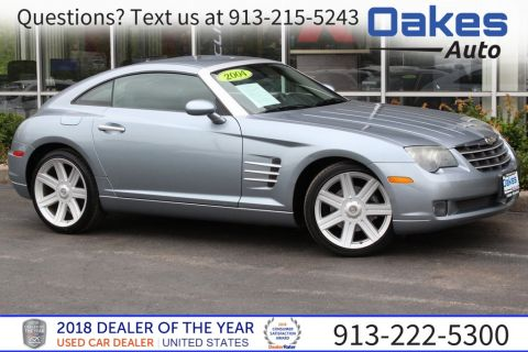Pre-Owned 2004 Chrysler Crossfire Base